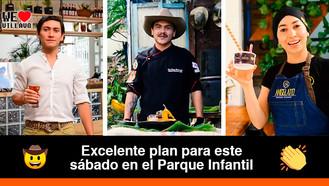 """Disfruta de la gastronomía local y presentaciones artísticas en el  """"Ceiba Picnic"""""""