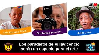 """""""Villavicencio a tres lentes"""", un homenaje a los tres pioneros del fotoperiodismo del Meta"""