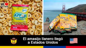Empresa del Meta exporta pan de arroz a San José, California