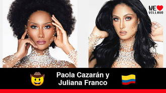 Meta y Casanare entre las 16 finalistas de Miss Universe Colombia 2020
