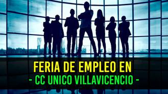 Feria de empleo del Sena en el Centro Comercial Unico
