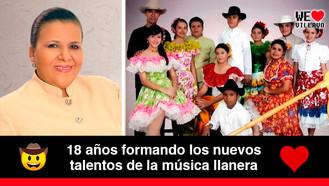 Teresita Pulgarín, la artista que ha dedicado su vida al canto llanero