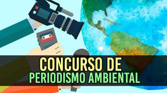 V Concurso Departamental de Periodismo Ambiental a punto de cerrar convocatoria
