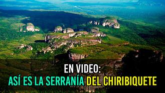 Parque de la Serranía del Chiribiquete declarado Patrimonio de la Humanidad