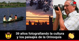 Constantino Castelblanco, el fotógrafo que ha inmortalizado la belleza del llano