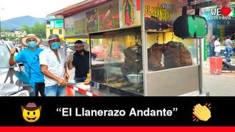 El emprendimiento que recorre Villavicencio ofreciendo carne a la llanera