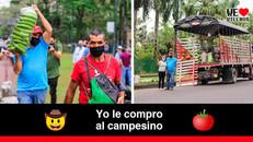 Comercio justo para los agricultores y campesinos llaneros en Villavicencio
