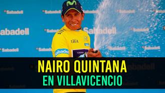 ExpoMalocas tendrá a Nairo Quintana como invitado