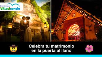 3 lugares para tener bodas de ensueño en Villavicencio