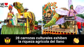Hoy inicia el Festival y Reinado Nacional e Internacional de la Cosecha Llanera