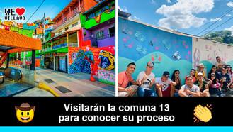 Jóvenes del proyecto ecoturístico Parque Cerro de Colores viajarán a Medellín