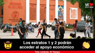 Los estudiantes de la Unillanos recibirán auxilio económico para el pago de las matrículas