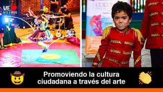 La cuentería, el teatro y el circo llegan a los barrios de Villavicencio
