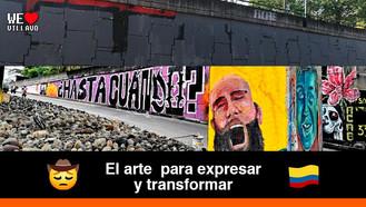 Muros para expresarnos, aunque sea como hablarle a la pared