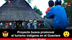 Construirán malocas sostenibles para indígenas de la etnia Jiw