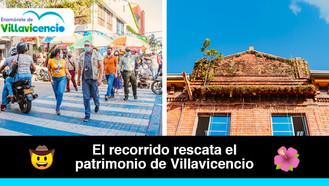 Ruta por el centro histórico de Villavicencio, un nuevo atractivo turístico