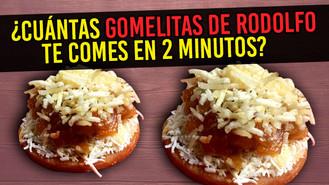 Concurso de comer en Rodolfo