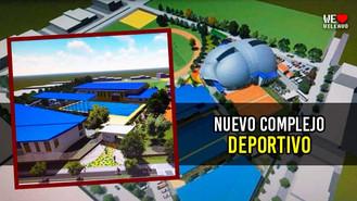 Nuevo complejo deportivo en la ciudad de Yopal
