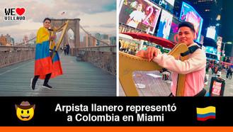 En Estados Unidos Solaín Rosillo recibió reconocimiento al desempeño artístico