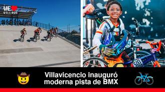 Por primera vez el Meta recibe a los mejores exponentes de BMX de Colombia