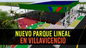 Alcaldía anunció la construcción de un nuevo parque lineal
