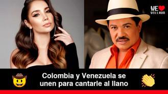 Luis Silva canta a dúo con Paola Jara y Yeison Jimenez