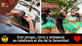 Este 31 de julio habrá feria talabartera y artesanal en Villavicencio