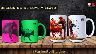 We Love Villavo lanza su marca de recuerdos