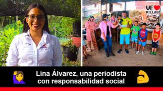 Periodista de Villavicencio lucha con la comunicación para el cambio social