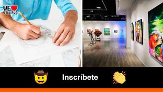 Taller de dibujo gratuito en Villavicencio