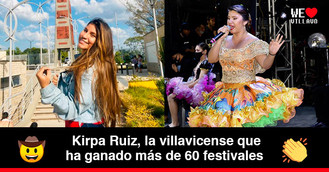 Angie Natalia Moreno Ruiz, la voz criolla que cautivó en el °52 Torneo Internacional del Joropo