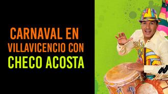 Lo mejor de la fiesta Carnaval en el VI festival LLanero de Villavicencio