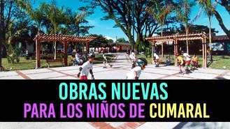 Dos nuevas obras se inaugurarán en Cumaral