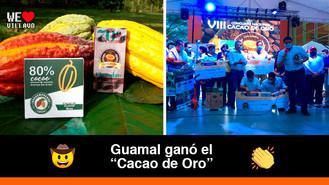 El cacao de Guamal fue premiado como el más fino de Colombia