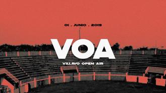 Villavo Open Air, el Techno se toma la ciudad