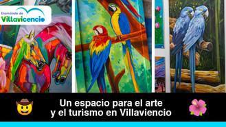 El arte también se encuentra en la Galería 7 de Agosto