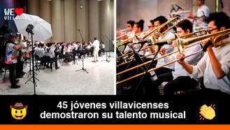 La Banda Sinfónica Santa Cecilia se presentó ante el Embajador del Reino Unido