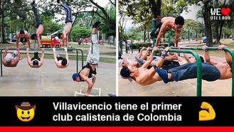 Club Calistenia Meta, un referente del deporte alternativo en el país