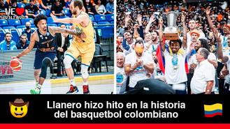 Braian Angola, el primer colombiano en coronarse campeón  de la Copa Europea de la FIBA