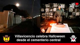 """""""Noche de Ultratumba"""" un evento para el terror y la cultura"""