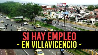Nuevas ofertas laborales en Villavicencio