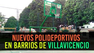 Concejo municipal autorizó vigencias futuras para construir 10 polideportivos