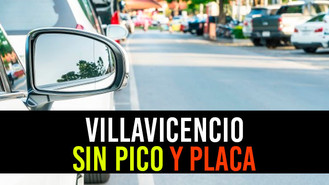 No habrá Pico y Placa durante el Festival Llanero de Villavicencio.
