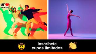 Clases de danza gratuitas en Villavicencio