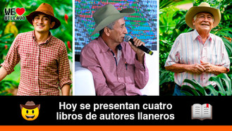 Joropo y tradición llanera en la Feria Internacional del Libro de Bogotá