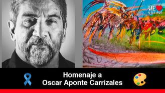 Un artista llanero que entregó su vida a la pintura