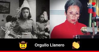 Nancy Espinel, la antropóloga que ha dedicado su vida a la historia de Villavicencio