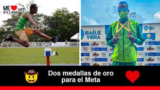 El llanero Carlos Sanmartín obtiene por sexta vez el título de campeón nacional de atletismo
