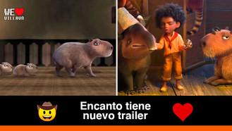 La danta y el chigüiro saldrán en la película de Disney