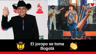 Walter Silva hará vibrar Bogotá en el Movistar Arena con el evento Voces del Joropo